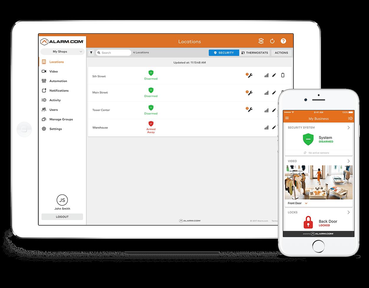 business security app