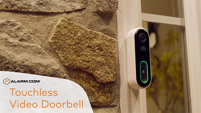 video doorbell video